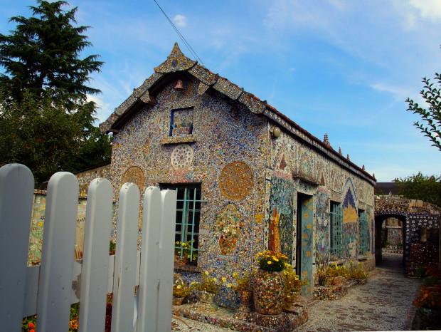 シャルトルにある「ピカッシエットの家」。