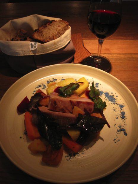 cochon+vin,pain