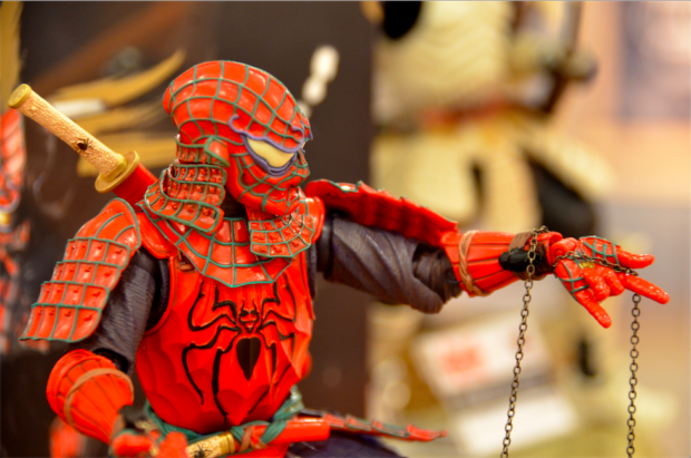 bandaispiderman