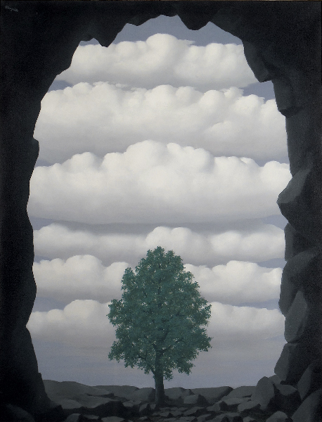 René Magritte, Le Souvenir déterminant, 1942 © Studio Fotografico Carlo Pessina, Domodossola © ADAGP, Paris 2016