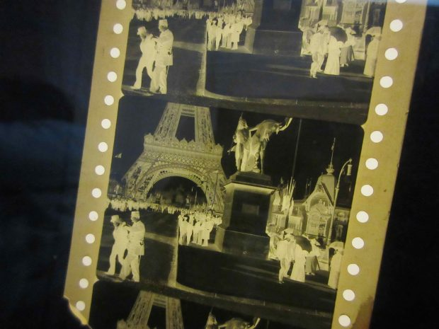 影絵のように美しいリュミエール兄弟のフィルム。