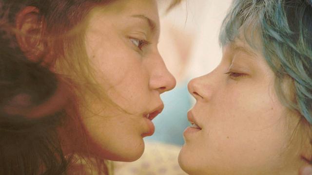 色 は アデル ブルー 熱い アデル、ブルーは熱い色