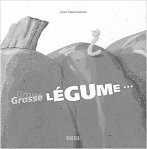 Jean Gourounas:Editions du Rouergue 2003/2007 11.5€/5.5€  2歳から