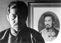 Mikuni Rentarô dans Coup d'Etat (1973)