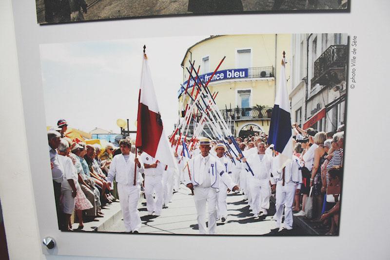 サン・ルイ杯パレード。