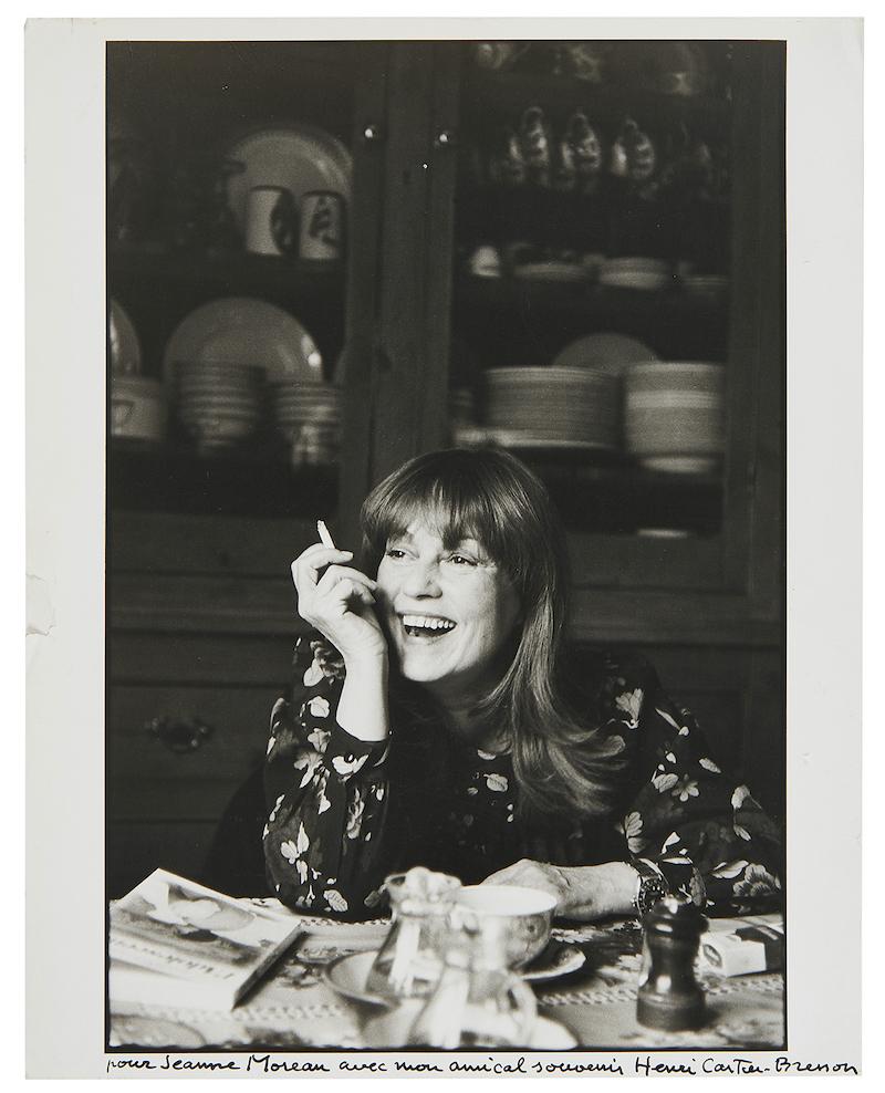 Collection Jeanne Moreau