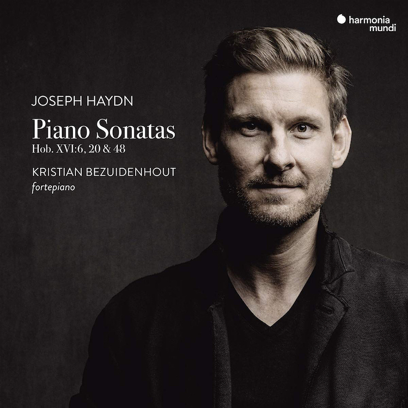 "CD  Kristian Bezuidenhout""Haydn"""