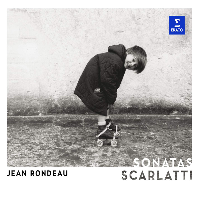 "Jean Rondeau ""Scarlatti Sonatas"""