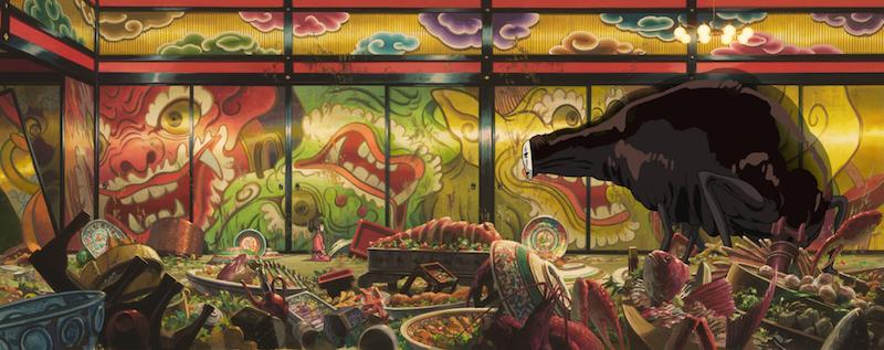 『千と千尋の神隠し』 © 2001 Studio Ghibli・NDDTM