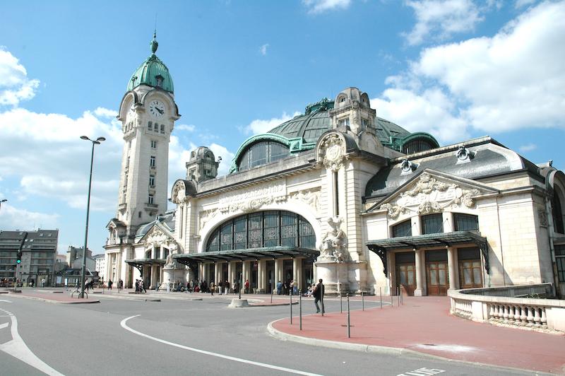 Limoges 駅