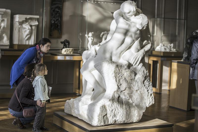 Musée Rodin animations virtuelles