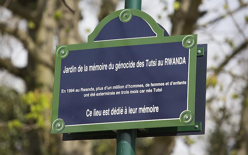 Commémoration du génocide des Tutsi au Rwanda